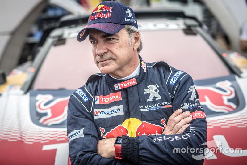 El Dakar número 11 de Carlos Sainz