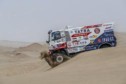 #505 Tatra Buggyra Racing: Martin Kolomy, Jiri Stross, Rostislav Plny