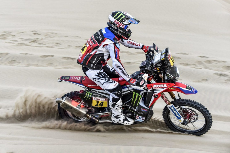 #14 Monster Energy Honda Team Honda: Michael Metge