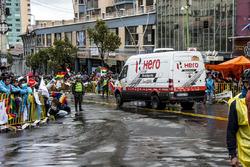 Hero MotoSports truck