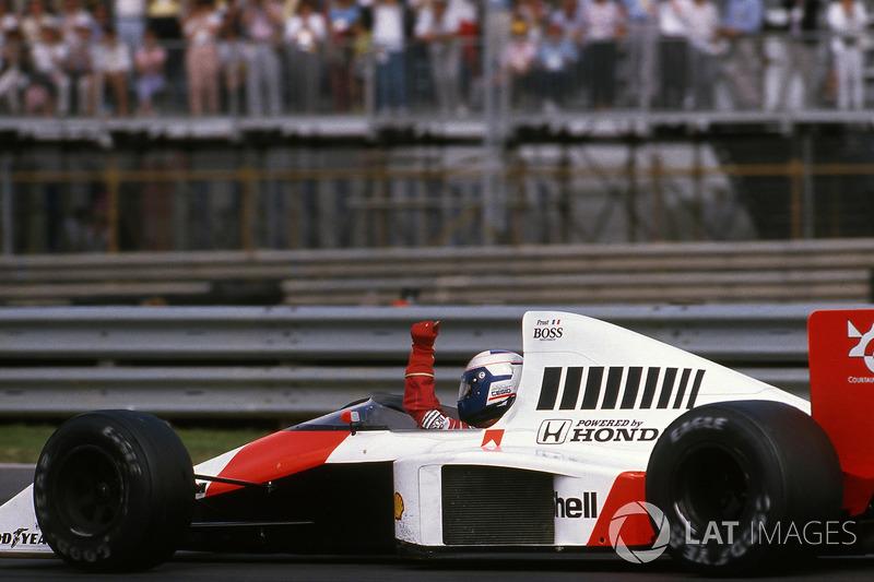 1989 Brit GP