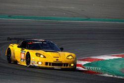 #18 V8 Racing Chevrolet Corvette C6-ZR1: Luc Braams, Duncan Huisman, Alex van t'Hoff, Rick Abresch,