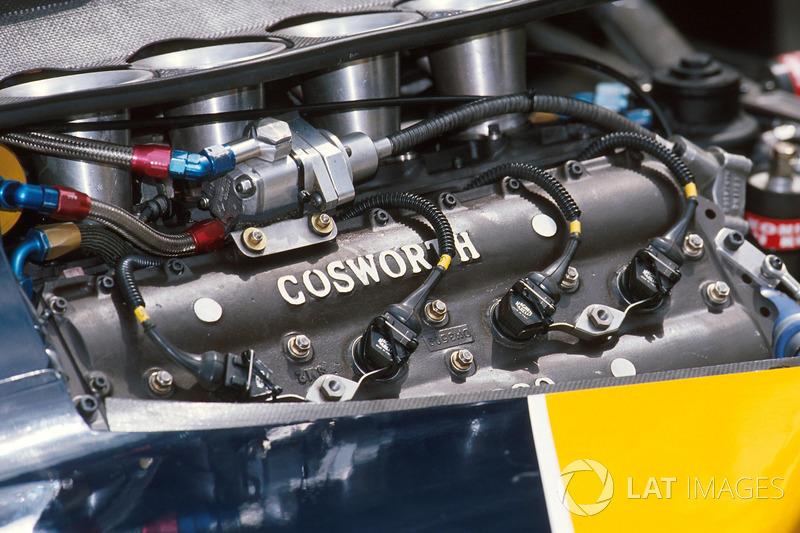 No Japão, Ford Cosworth alcançou sua 156ª vitória