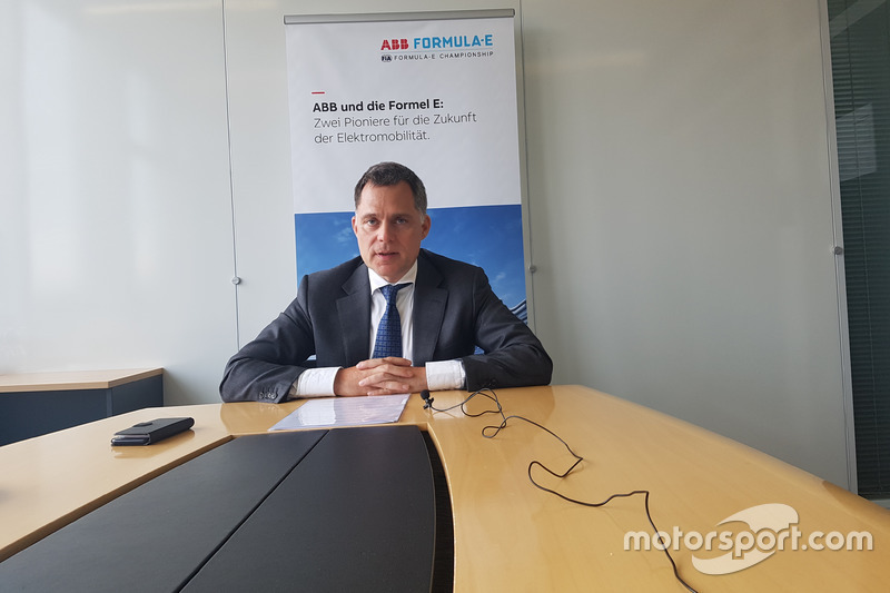 Nicolas Ziegler, ABB Head of Global Brand Management & Communications Operations