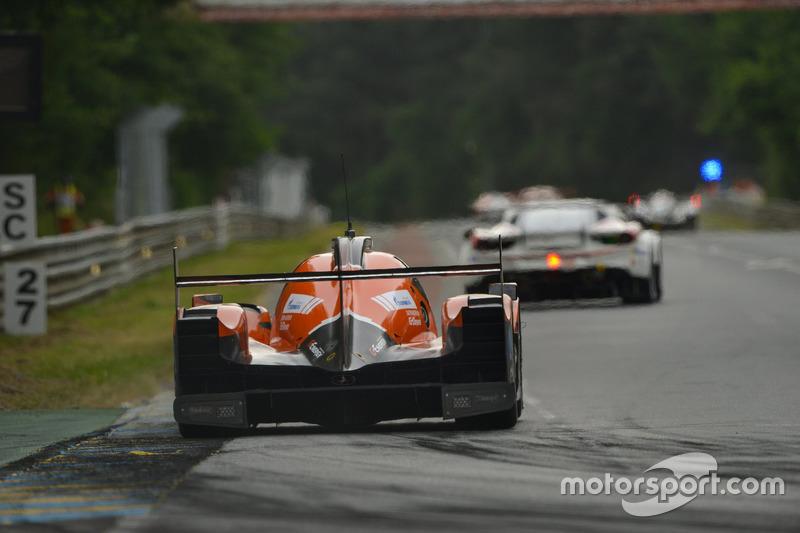 #26 G-Drive Racing Oreca 07 Gibson: Roman Rusinov, Andrea Pizzitola, Jean-Eric Vergne, Alexandre Imp
