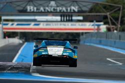 #97 Oman Racing with TF Sport Aston Martin V12 Vantage: Ahmad Al Harthy, Charlie Eastwood, Euan Mcka