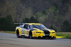 #76 TA2 Chevrolet Camaro: Anthony Honeywell of Stevens Miller Racing/Honeywell Competition