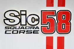 SIC58 Squadra Corse logo