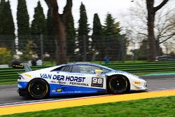 #98 Van Der Horst Motorsport: Gerard Van der Horst