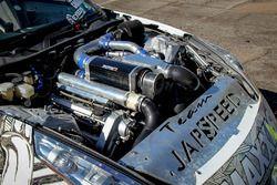 Dettaglio di un motore