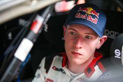 Elfyn Evans, Ford Fiesta WRC, M-Sport