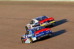 Elliott Sadler, JR Motorsports Chevrolet and William Byron, JR Motorsports Chevrolet