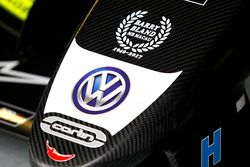 Car detail of Lando Norris, Carlin, Dallara Volkswagen