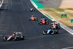 Simo Laaksonen, Campos Racing e David Beckmann, Jenzer Motorsport