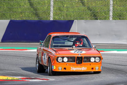 Niki Lauda, BMW 3.6 CSL Alpina during the Legends Parade