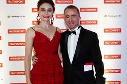 Paddy Lowe, Williams Martini Racing Formula 1 ve eşi