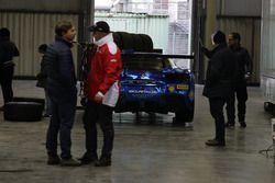 La 488 Challenge di Tommaso Rocca, Rossocorsa nel garage