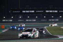 Эстебан Герьери, Honda Racing Team JAS, Honda Civic WTCC