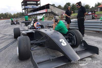 Rinus van Kalmthout contract Juncos Racing