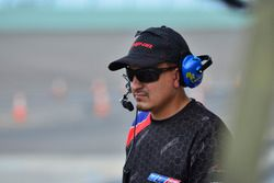 Michael Monsalve de TLM Racing