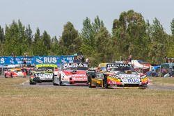 Emiliano Spataro, Renault Sport Torino, Nicolas Bonelli, Bonelli Competicion Ford, Leandro Mulet, RTM Competicion Dodge
