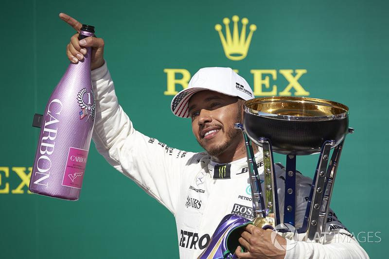 Lewis Hamilton, GP dos EUA (6x: 2007, 2012, 2014-2017)