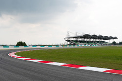 Sepang International Circuit: Kurve 6
