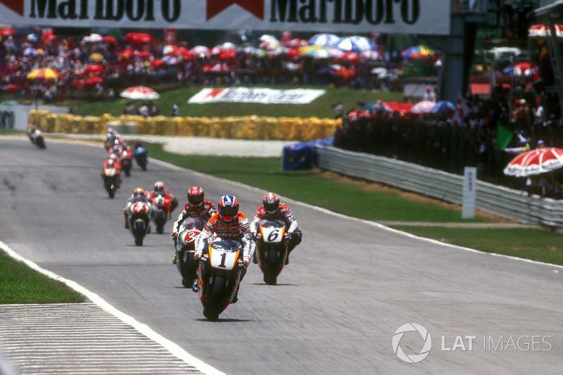 1995 - Mick Doohan, Honda
