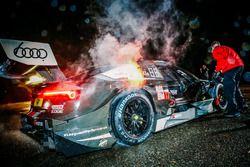 Campeón DTM 2017, René Rast, Audi Sport Team Rosberg Audi RS 5 DTM en Minden