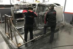 Loeb Racing Peugeot 306 Maxi opbouw