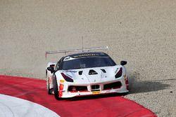 #30 Ferrari Budapest Ferrari 488: Joshua Cartu
