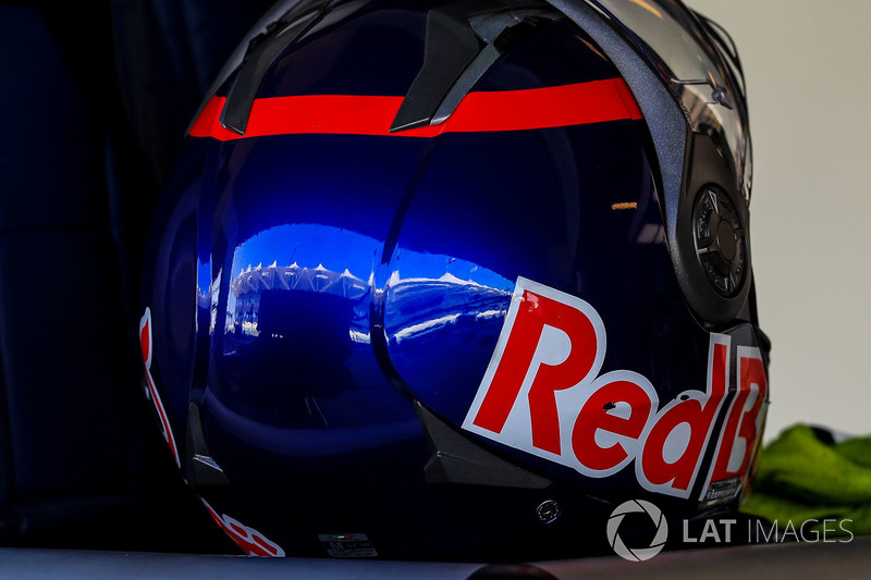 Red Bull Racing casco de mecánica