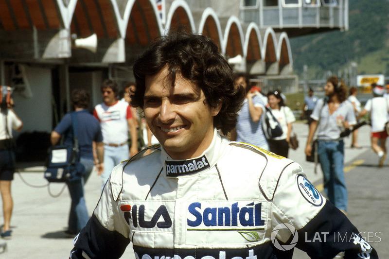 Nelson Piquet: 8 temporadas en Brabham (desde 1979 hasta 1985 completas, y una carrera de 1978)