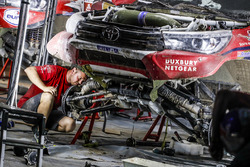 Toyota Gazoo Racing techneut