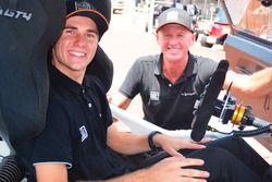 Aaron Seton and Tony Longhurst