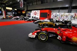 Le stand F1 Racing