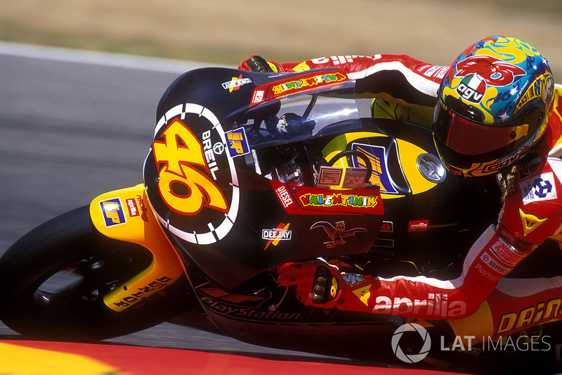1999 - Aprilia RS250