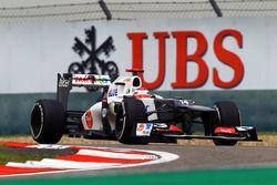 Kamui Kobayashi, Sauber C31