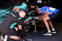 Mechanics of Ayumu Sasaki, Petronas Sprinta Racin