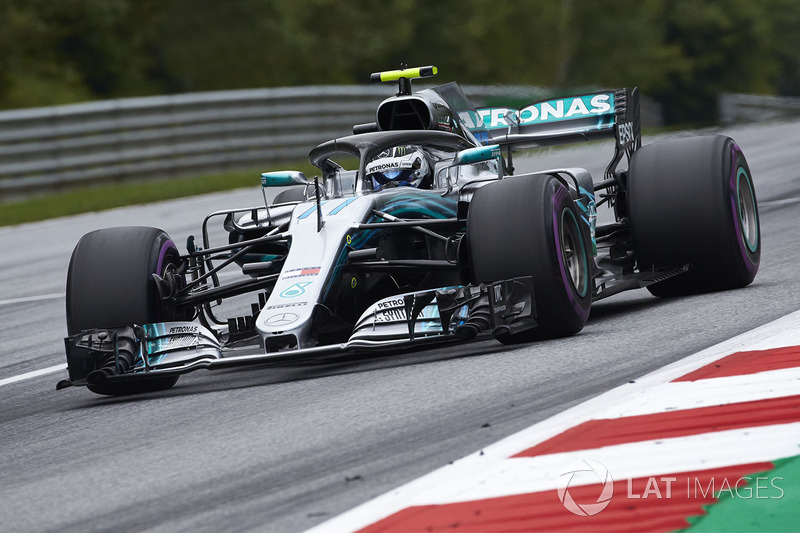 Autriche - Valtteri Bottas, Mercedes