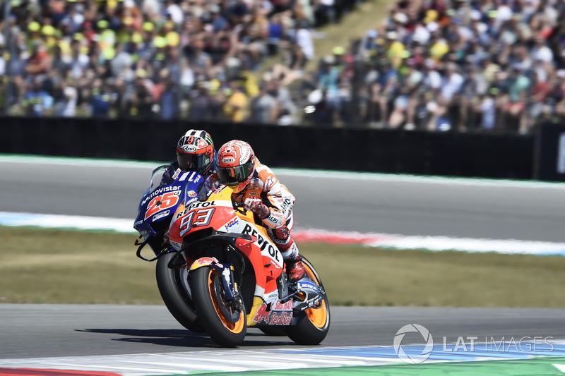 GP des Pays-Bas : Marc Márquez (Repsol Honda Team), victoire