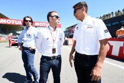 Loris Capirossi, Razlan Razali, Malaysian Grand Prix Organiser