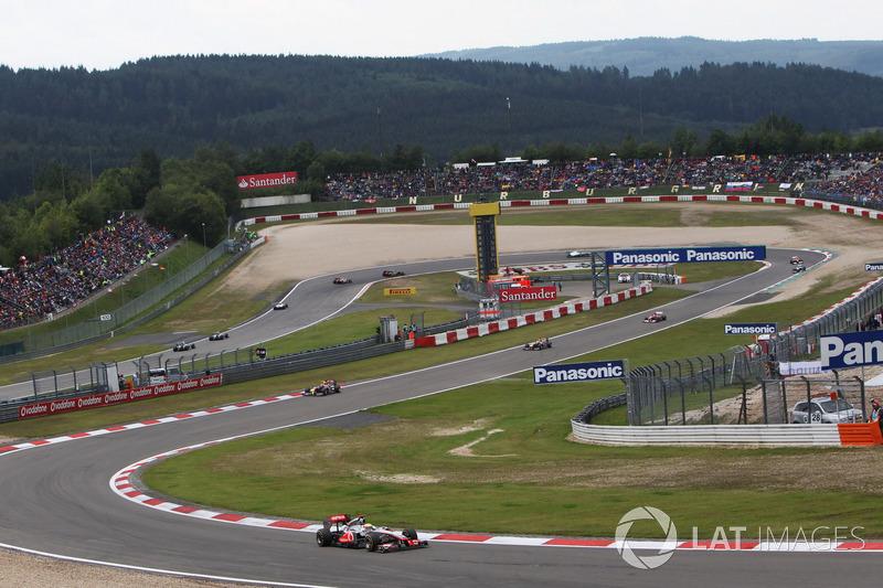 2011 Lewis Hamilton, McLaren