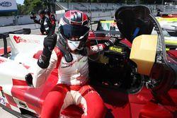 LMP3 ganador de la pole #17 Ultimate Ligier JS P3 - Nissan: Matthieu Lahaye