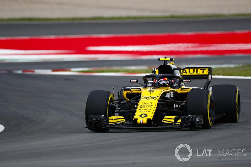 7. Carlos Sainz Jr., Renault Sport F1 Team R.S. 18