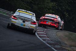Даниэль Бёр, Хендрик фон Данвиц, Торстен Юнг, Майк Рённефарт, Teichmann Racing, Porsche Cayman (№236)