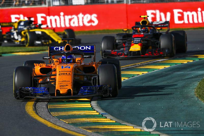 2018 Avustralya Grand Prix
