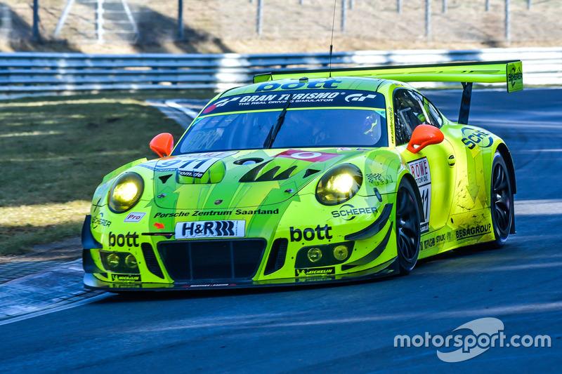 #911 Manthey Racing - Laurens Vanthoor (Porsche 911 GT3 R)