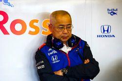 Yasuaki Asaki, Honda