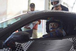 Valentino Rossi Tes Ferrari 488 Pista